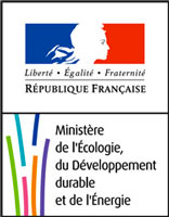 Logo ministère français